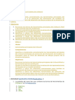 Competencias Objetivos Actividades - Cadworx