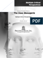 Critical (Lens) Perspectives the Glass Menagerie
