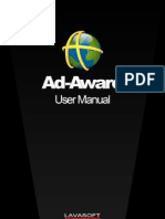 Ad Aware Manual