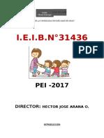 Pei Inicial 31436 2016