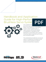 MD_Handbook and Application Guide for High Performanse Brushless Servo Systems, 2011