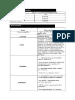 Proyecto - Anexo II