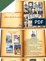 SCRIITORI ROMANI.pps