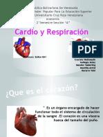 Cardio y Respiración