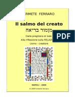 IL SALMO DEL CREATO