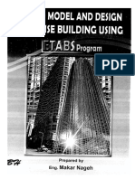 How to Model and Design High Rise Building With ETABS.pdf