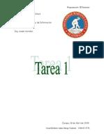 TAREA 20 PROGRAMAS