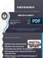 DONE - Presentation on Partnership Dt 19-04-2017