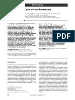 Tipos de Insulinoterapia.rev Clin Esp. 2008