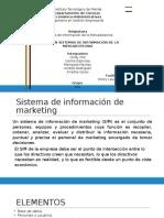 Aplicación Sistemas de Información de La Mercadotecnia