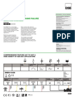 Dse6110 Dse6120 Data Sheet