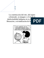 Ensayo II - Sociología Latinoamericana