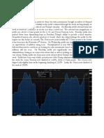 bond report 4th week of april
