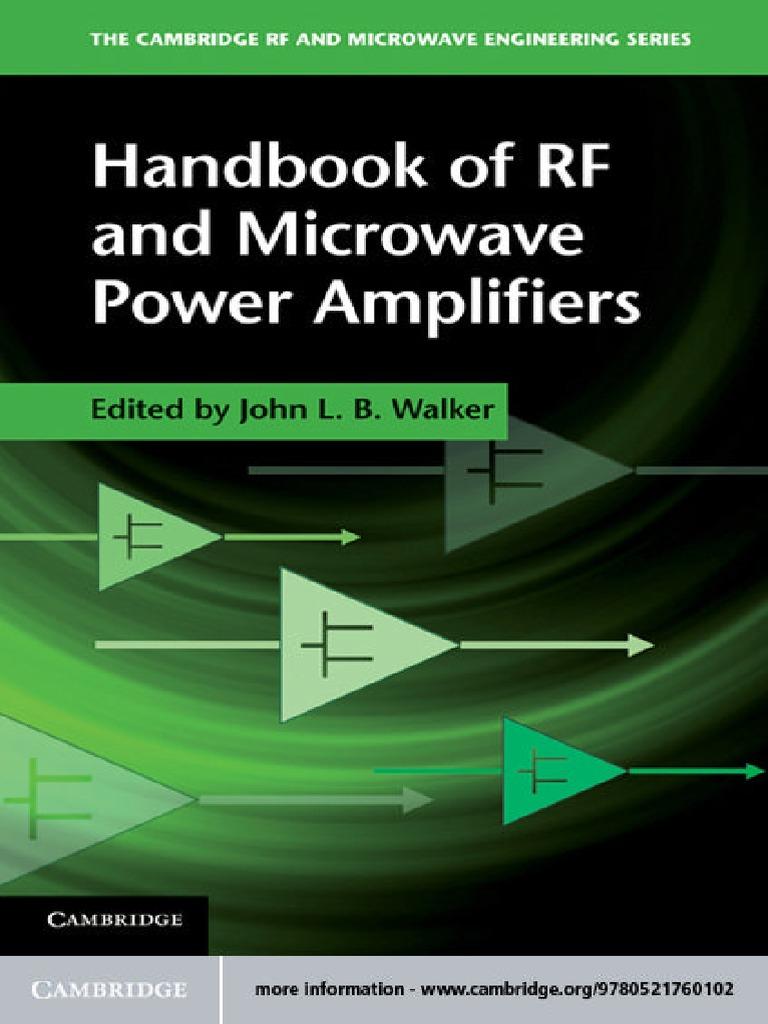 172905830-Handbook-of-RF-and-Microwave pdf | Field Effect Transistor