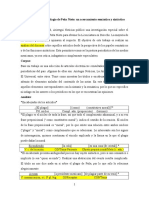 Análisis Sobre Artículos Del Plagio de Peña Nieto