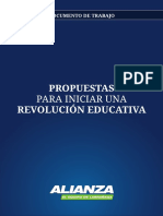 Documento Alianza Nacional