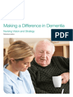 Dementia Nursing Strategy