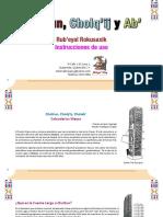 Instructivo Calendario Maya