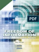 Freedom of Information , Legal Survey.pdf