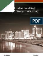 Regulated Online Gambling