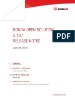Bonita Open Solution 5.10.1 Release Notes
