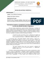 Fichamento Propriedade Intelectual