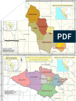 Cusco Provincias y Distritos