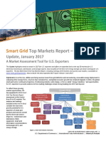 Smart Grid Top Markets Report