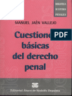 Cuestiones Básicas del Derecho Penal.pdf