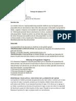 quimica propiedad coligativa