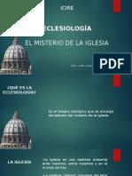 Eclesiología 1