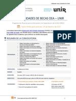 Becas OEA-UNIR 2017..pdf