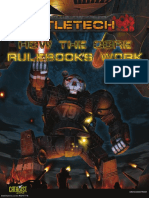 BattleTech Core Rulebooks Primer