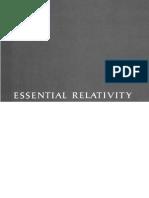 Essential Relativity. Wolfgang Rindler