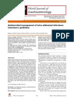 Consenso Uso de Antimicrobianos 2012