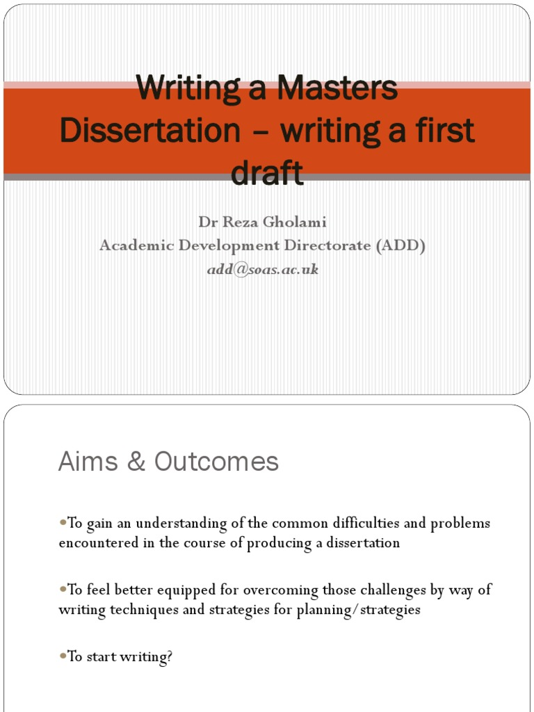 Font size for thesis report