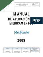MA-EF-01 Manual Aplicación de Medicamentos