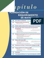 PLANEACION Y REQUERIMIENTOS DE MATERIALES