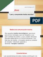 PPt. Medios de Comunicación