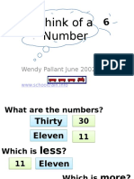 Numbers, Time & Days n Dates (Print)