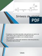 síntesis de gliptal.pptx