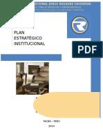 Plan Estrategico Muebles Rony