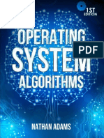 Operating systems alghoritms