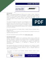 Bose - Plataforma y Módulos Adicionales2