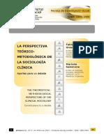 04 Sociologia Clinica