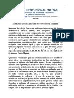Frente Institucional Militar