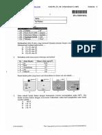 Soal Un Ipa Smp Kode Ipa Sp 38 Volumekuate28093ese2809380f 2