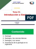 1 Introducción a Geología