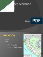 Estratigrafía de Cuenca Marañón (sector peruano)