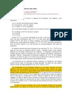 Hidrología Isotópica (Artículo)